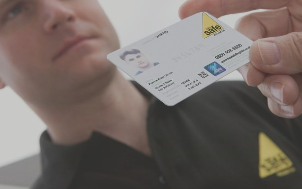 Always Check The Gas Safe ID Card