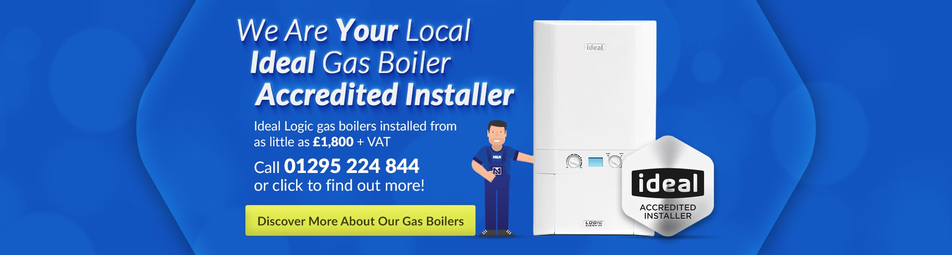 Your Local Ideal Logic Installer