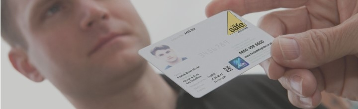 Always Check Gas Safe ID Card