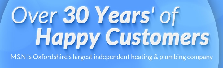 Over 30 Years of Happy Customers