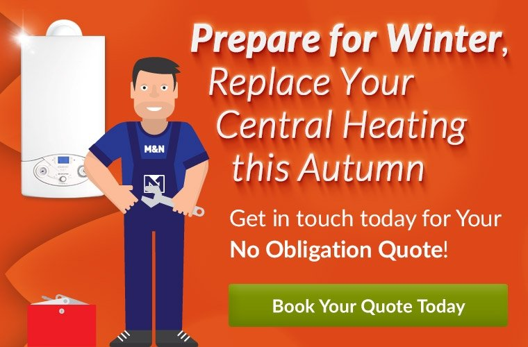 Replace Boiler This Autumn