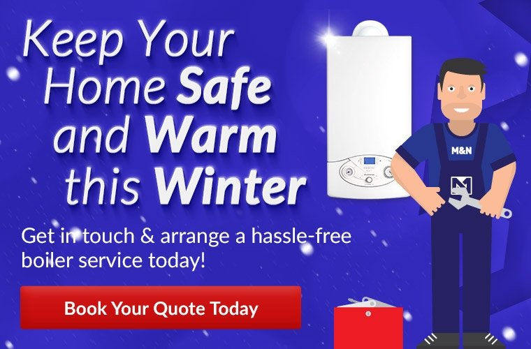 Replace Boiler This Winter