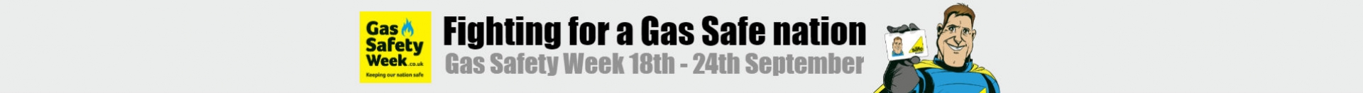 Gas Safety Week 2017