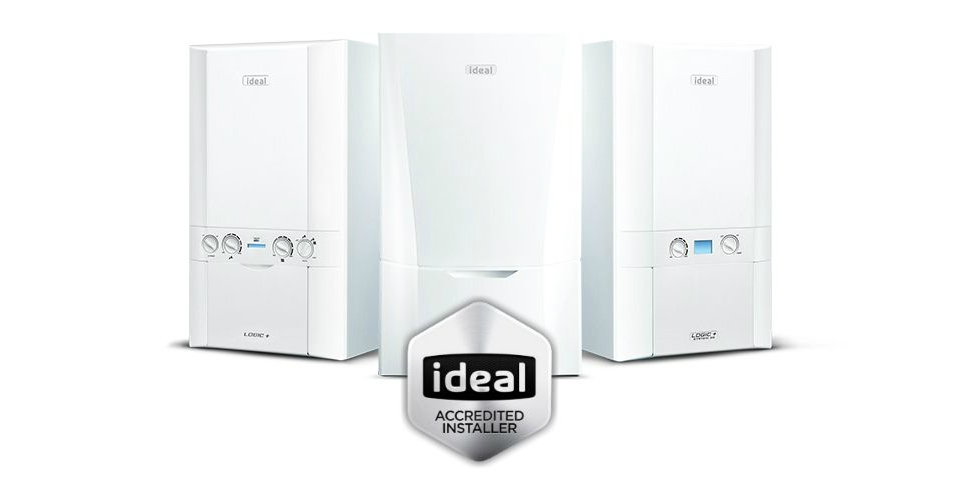 Ideal Accredited Installer - M&N Heating & Plumbing