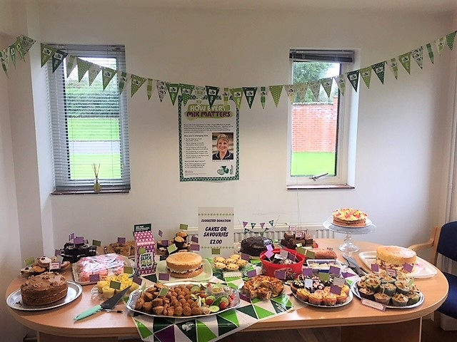 Macmillan Coffee Morning - M&N Heating & Plumbing