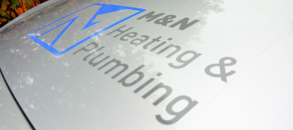 M&N Heating & Plumbing - Van