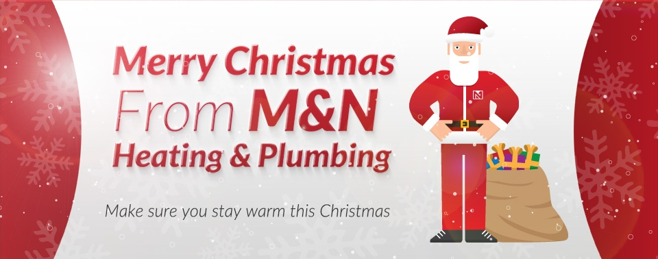 Merry Christmas from M&N Heating & Plumbing