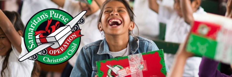 We Support Operation Christmas Child - M&N Heating & Plumbing
