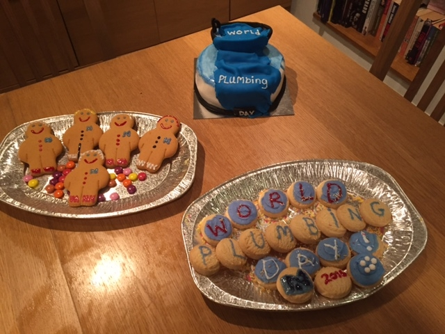 World Plumbing Day Baking Competition